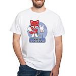Foxy Foxy White T-Shirt