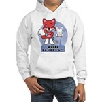 Foxy Foxy Hooded Sweatshirt
