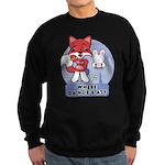 Foxy Foxy Sweatshirt (dark)