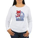 Foxy Foxy Women's Long Sleeve T-Shirt