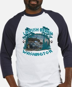 Twilight Shirt-La Push Beach,Washington Baseball J