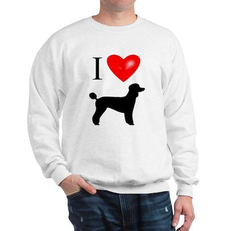 LUV Poodles Sweatshirt