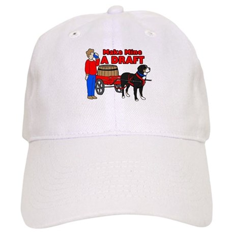 Greater Swiss Mtn Dog - Draft Cap
