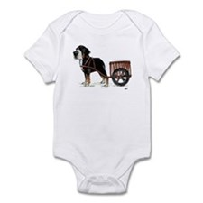 Greater Swiss Infant Bodysuit