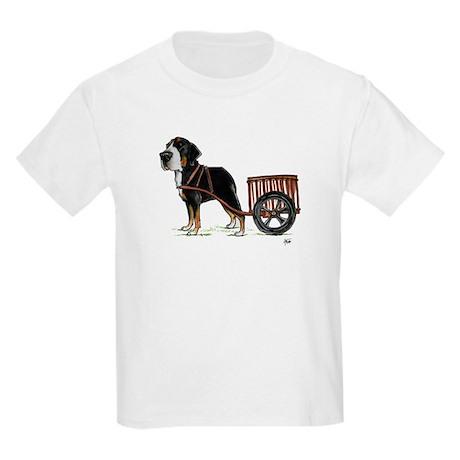 Greater Swiss Kids Light T-Shirt