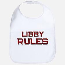 libby rules Bib