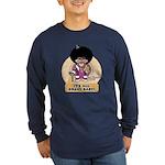 Jive Turkey Lurkey Long Sleeve Dark T-Shirt