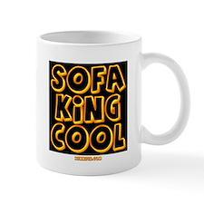 Sofa King Cool Small Mug