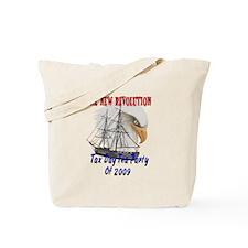 New Revolution Tote Bag