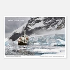 Antarctica, Neko Harbor - Postcards (Pkg 8)