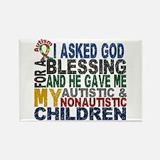 Blessing 5 Autistic and Non-autistic Children Rect