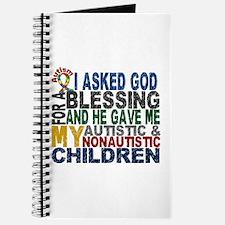 Blessing 5 Autistic and Non-autistic Children Jour