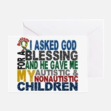 Blessing 5 Autistic and Non-autistic Children Gree