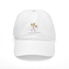 Pink For Grandma Baseball Cap