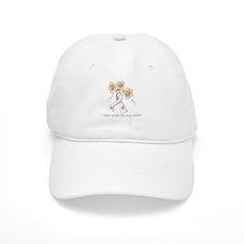 Pink For Sister Baseball Cap