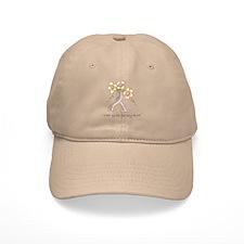 Pink For Aunt Baseball Cap