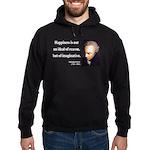 Immanuel Kant 6 Hoodie (dark)
