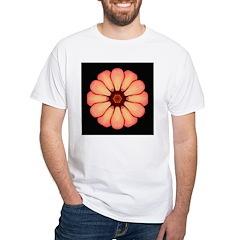 Orange-Red Zinnia I Shirt
