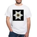 Dogwood Blossom I White T-Shirt
