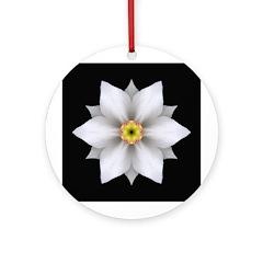 Daffodil II Ornament (Round)