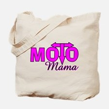 Moto Mama Tote Bag