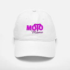 Moto Mama Baseball Baseball Cap