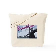 Cute Queens new york Tote Bag
