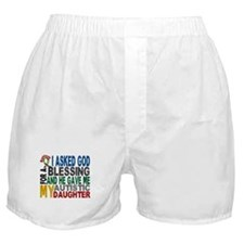 Blessing 5 Autistic Daughter Boxer Shorts