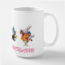 ALICE IN WONDERLAND & FRIENDS Mug