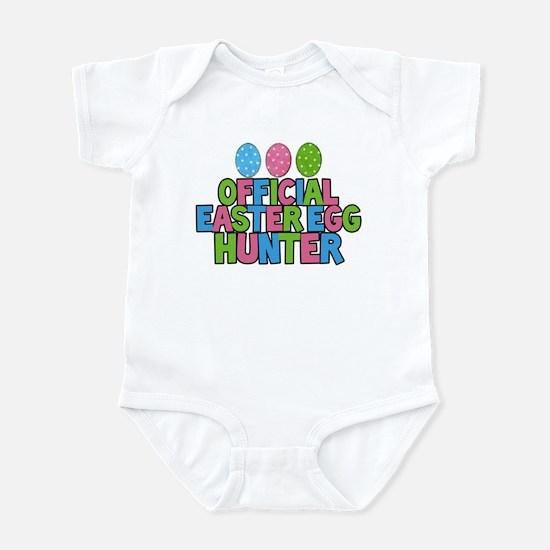 Official Easter Egg Hunter Infant Bodysuit