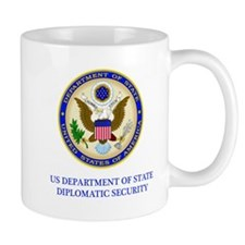 Department of State PSD Mug