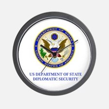Department of State PSD Wall Clock