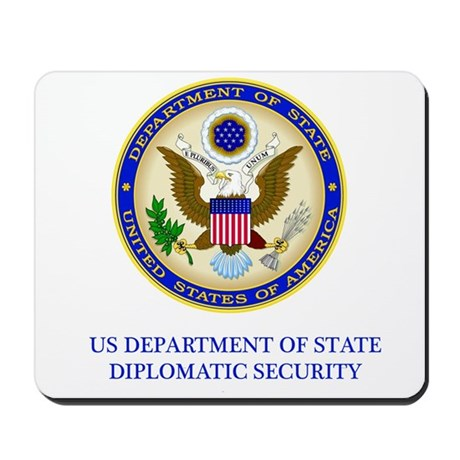 Department of State PSD Mousepad
