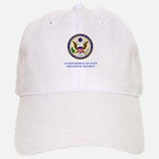 Department of State PSD Baseball Baseball Cap