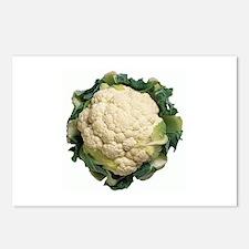 Cauliflower Postcards (Package of 8)