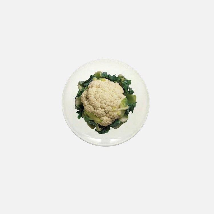 Cauliflower Mini Button
