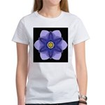 Blue Pansy I Women's T-Shirt
