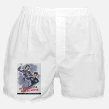 Women WII Boxer Shorts