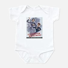 Women WII Infant Bodysuit
