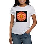 Orange Dahlia II Women's T-Shirt