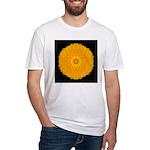 Nasturtium I Fitted T-Shirt