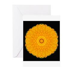 Nasturtium I Greeting Cards (Pk of 10)