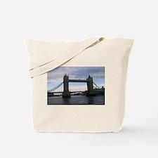 Cute Tower bridge Tote Bag