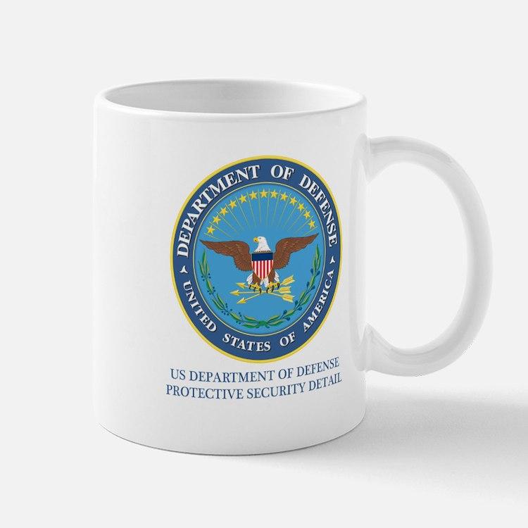 DOD PSD Mug