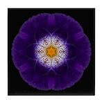 Iris II Tile Coaster