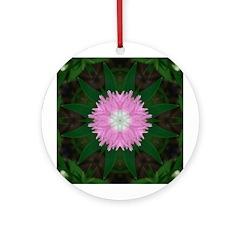 Dianthus I Ornament (Round)