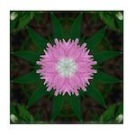 Dianthus I Tile Coaster