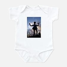 Cute Tower bridge london Infant Bodysuit