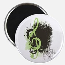 Music Cards and Gifts Magnet