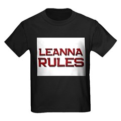 leanna rules T